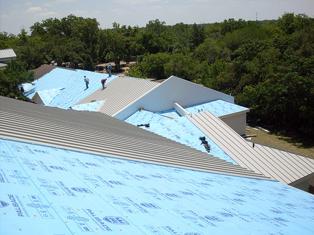 Commercial Roofcrafters