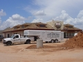 Cheddars Shingle and Copper Commercial Roof Photo