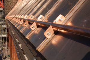 European Cooper roof restoration