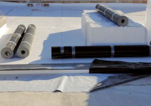 Flat Roofing System for Texas