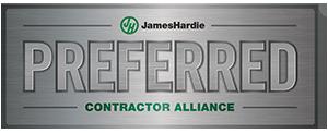 James Hardie Preferred Remodeler