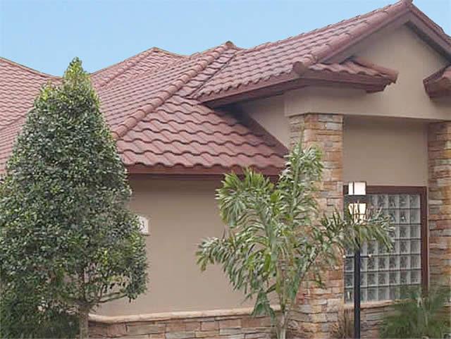 Custom Roof Installation