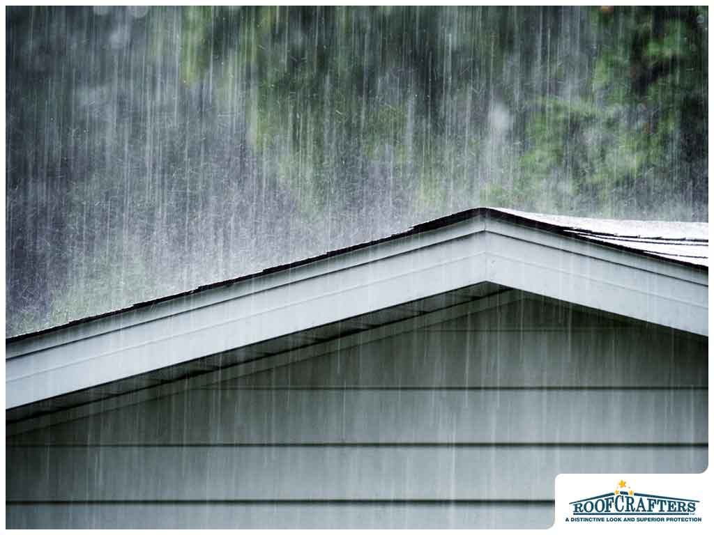 Things To Do When Your New Roof Starts Leaking