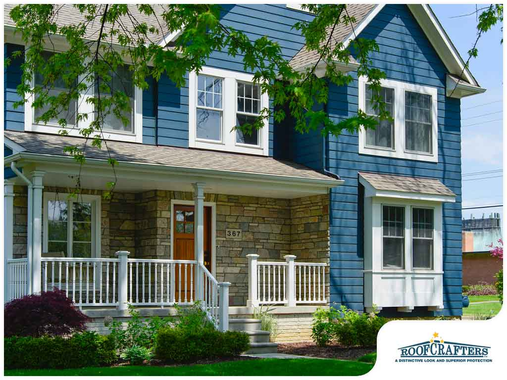 Classic Siding Color Schemes For Craftsman-Style Homes