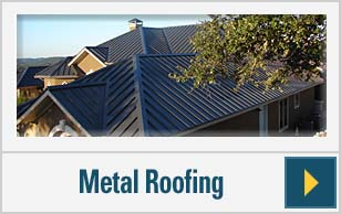 Standing seam metal roof replacement, Austin TX